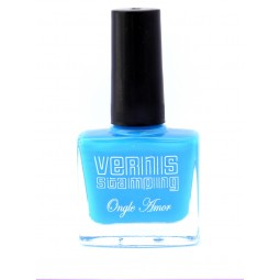 Vernis Stamping Bleu - ONGLE AMOR