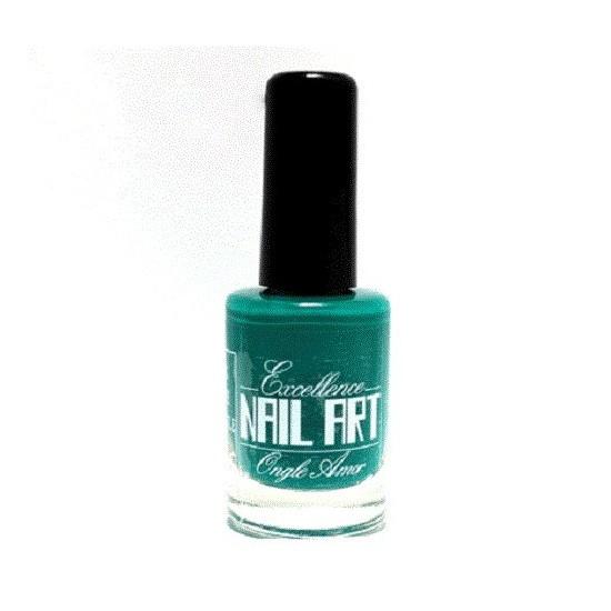 Vernis Stamping Bleu Tiffany - Excellence Nail Art