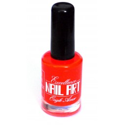 vernis stamping excellence nail art CORAIL