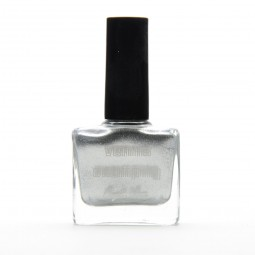 Vernis Stamping Argent - ONGLE AMOR