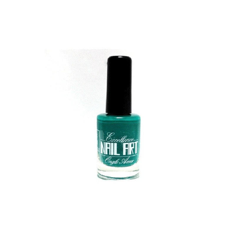 Vernis Stamping Bleu Tiffany - Excellence Nail Art