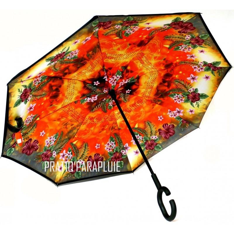 parapluie inverse anti tempete pratiq 39 parapuie. Black Bedroom Furniture Sets. Home Design Ideas