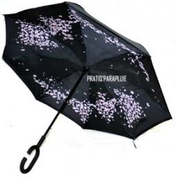 parapluie inversé FLEUR...